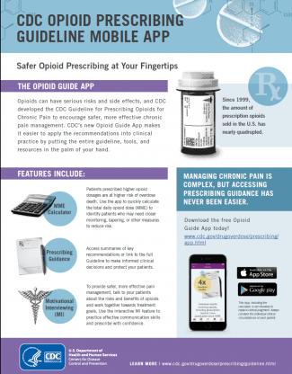Opioid-Prescribing-Guideline-Mobile-App Image